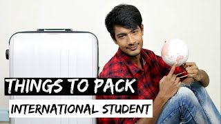 Download Things to Pack for studying abroad in AUSTRALIA | Fashion Tips for MEN Video
