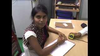 Download The World's Fastest Writer @ Spoorthi Pradhata Reddy Video