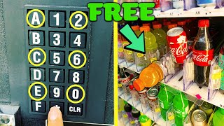 Download Testing Vending Machine HACKS (Do They REALLY Work?) Video