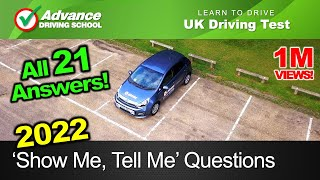 Download 2018 'Show Me, Tell Me' Questions | New UK Driving Test Video