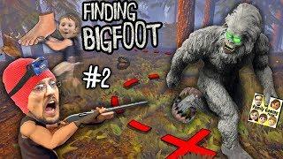 Download BIG FOOT RETURNS! MONSTER HUNTER & TRACKER GAMEPLAY! + DOOFY DEER (FGTEEV FINDING BIGFOOT #2) Video