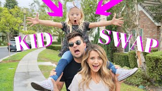 Download DAY with Everleigh SWITCHING KIDS! Video