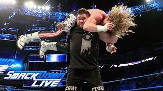 Download Dolph Ziggler vs. Kevin Owens: SmackDown LIVE, Feb. 20, 2018 Video