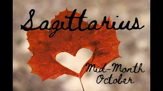 """Download Sagittarius """"They are back…watch for their intentions"""" MID OCTOBER Tarot Reading Video"""