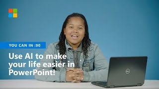 Download You Can Use AI To Make Your Life Easier In PowerPoint! Video