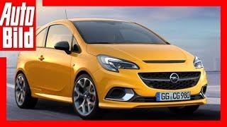 Download Opel Corsa GSi (2018) Erste Details/Erklärung Video