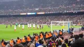 Download Lionel Messi best free kick goal EVER ! Video
