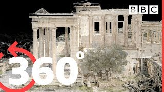 Download 360° Explore the ancient Acropolis in Athens - BBC Video