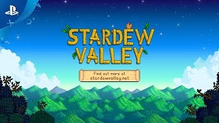 Download Stardew Valley - Gameplay Trailer | PS4 Video