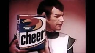 Download Cheer Detergent Commercial 70's Star Trek Ripoff? Video