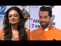 Download Zee Rishtey Awards 2017 | Zindagi Ki Mehek's Karan Vohra & Shamiksha Jaiswal INTERVIEW Video