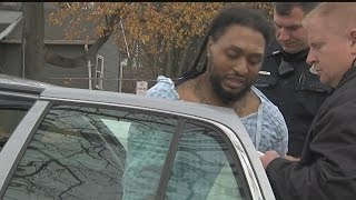 Download Struthers stand-off suspect, heavily guarded, appears in court Video