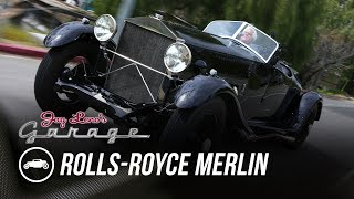 Download 1934 Rolls-Royce Merlin - Jay Leno's Garage Video