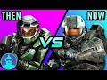 Download Halo - Then vs. Now (From Combat Evolved to Guardians) | The Leaderboard Video
