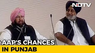 Download Amarinder Singh, Sukhbir Badal On The Battle For Punjab Video
