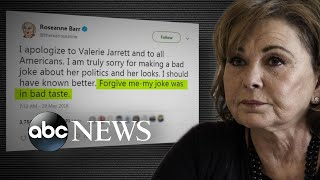 Download 'Roseanne' canceled after Roseanne Barr's racist tweet Video