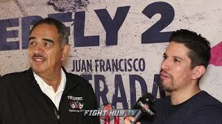 Download ABEL SANCHEZ ″CANELO LIED TO US..WE DESERVE SOMETHING BETTER THAN WHAT HE GAVE US IN THE 1ST FIGHT″ Video