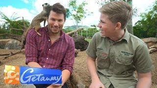 Download Australia Zoo with Robert Irwin   Getaway 2018 Video