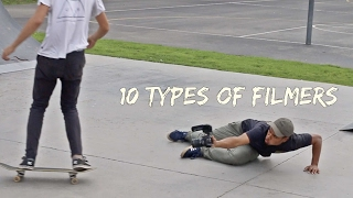 Download 10 Types of FILMERS Video