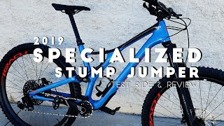 Download 2019 Specialized Stumpjumper Test Ride & Review Video