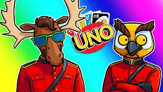 Download Uno Funny Moments - Team Canada Strikes Again! Video