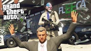 Download ROBBING BANKS & CRACKING SAFES!! - Part 2 (GTA 5 Mods) Video