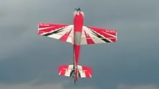 Download EAGLE A3 SUPER 3-Axis Flight Gyro is installed in the SKYWING SLICK-48 EPP SKIN 3D Red HSL #2 Video