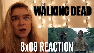 Download The Walking Dead 8x08 ″How It's Gotta Be″ (Mid-Season Finale) REACTION Video