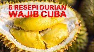 Download 5 Resepi Durian Yang Anda Patut Cuba Sekarang | iCookAsia Video