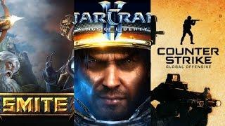 Download Top 10 eSports Games Video