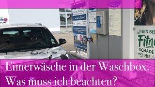 Download Eimerwäsche in der Waschbox- Was muss ich beachten Video