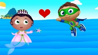 Download Super Why ABC Adventures Alphabet - 20 MINUTES IN HD Video