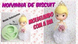 Download Noivinhas de Biscuit - MOLDElando com a Bia Video