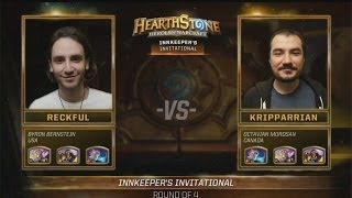 Download Hearthstone Kripparrian VS Reckful Game 1 Video