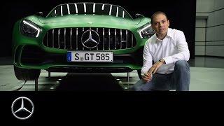 Download Mercedes-AMG GT R: Aerodynamics Explained - Mercedes-Benz original Video