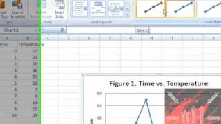 Download Easy Way to Make a Graph on Excel FROM SCRATCH - Excel 2007 or 2010 Video