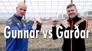 Download Gunnar Már Guðmundsson vs. Garðar Jóhannsson / fotbolti Video