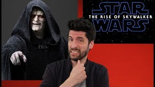 Download The Reasons Palpatine Returning in Star Wars: The Rise Of Skywalker Has Me Worried Video
