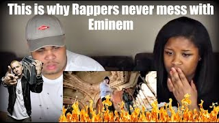 Download This is why Rappers never mess with Eminem Reaction!! Video