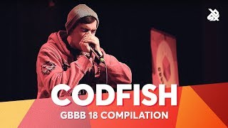 Download CODFISH | Grand Beatbox Battle Champion 2018 Compilation Video