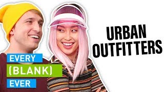 Download EVERY URBAN OUTFITTERS EVER Video