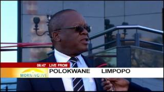 Download Ephraim Makgoba on official opening of Limpopo High Court Video