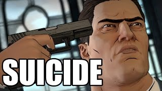 Download BATMAN The Telltale Series - Stopping Two-Face / Harvey's Suicide Video