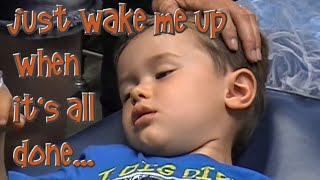 Download Sedation on a Child for Dental Treatment Video