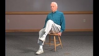 Download Seated Exercises for Older Adults Video