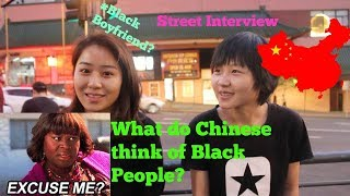 Download What Chinese think of Black People|Ask Chinese about Black People|Street interview Video