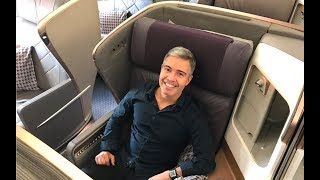 Download Singapore Airlines A350 Business Class - Johannesburg to Singapore Video