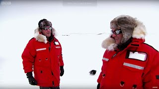 Download James and Jeremy In DANGER During Arctic Race | Top Gear Video