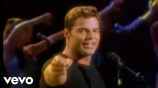 Download Ricky Martin - La Copa de la Vida (Spanish Video Remastered) Video