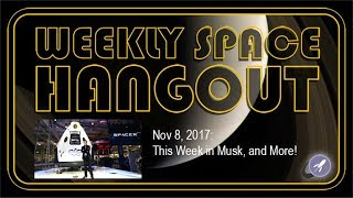 Download Weekly Space Hangout - Nov 8, 2017: Ancient Galaxies, a Pyramid, and More! Video